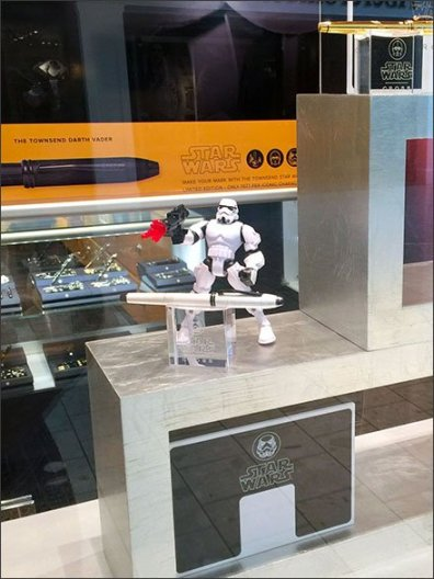 Paradise Pen Star Wars Storm Trooper Pen 2