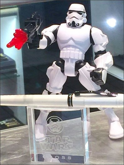 Paradise Pen Star Wars Storm Trooper Pen 3
