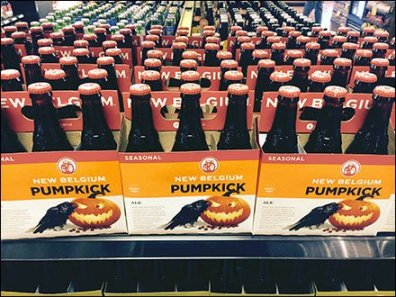 Pumpkick Halloween Pumpkin Beer Main