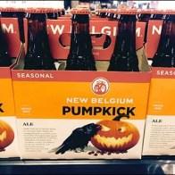 Pumpkick Halloween Pumpkin Beer 2