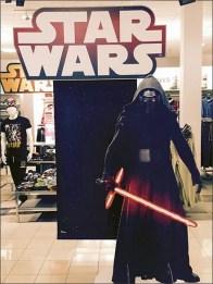 Star Wars Departmental Merchandising 2