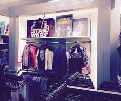 Star Wars On-Shelf Granular Merchandising