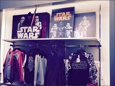 Star Wars Shelf Edge Merchandising 2