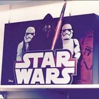 Star Wars Shelf Edge Merchandising 3