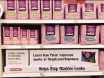 Stop Bladder Leaks At The Shelf Edge Angled