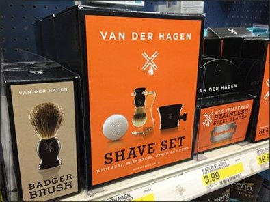 Van Der Haggen Shave Sets 2