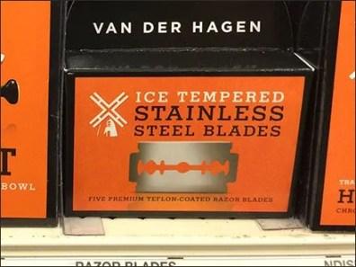 Van Der Haggen Shave Sets 6