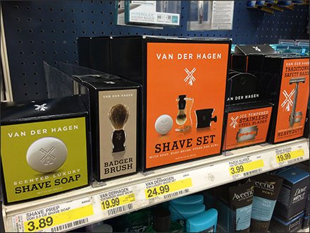 Van Der Haggen Branded Family of Products