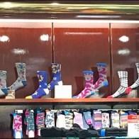 Alfani Gold Toe Socks Stepping Out 2