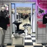 Bloomingdales In-Store Pergola 2