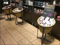 Starbucks Coiled-Rope-Basket Bulk Bins