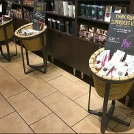 Starbucks® Coiled Rope Baskets