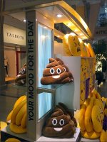 Retail Mood-of-the-Day Emoticon Merchandising