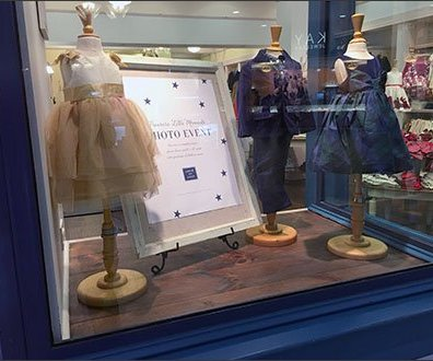 Janie and Jack® Diminutive Dress Forms