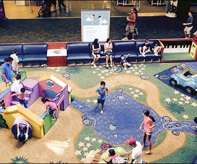 Kidgets Playground at the Mall 2
