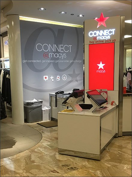 Macy's Connect In-Store a Big Deal