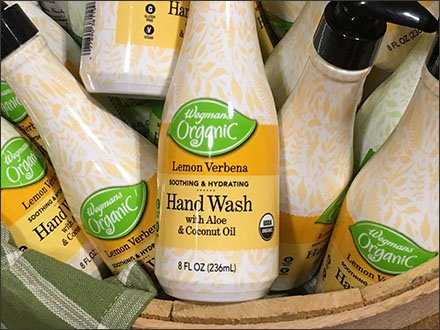 Organic Hand Wash Best-By-The-Barrel