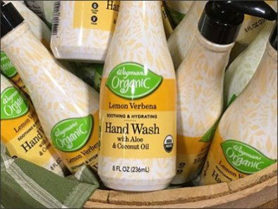 Organic Hand Wash Best By The Barrel