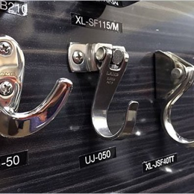 Fitting Room Clothes Hooks Choices