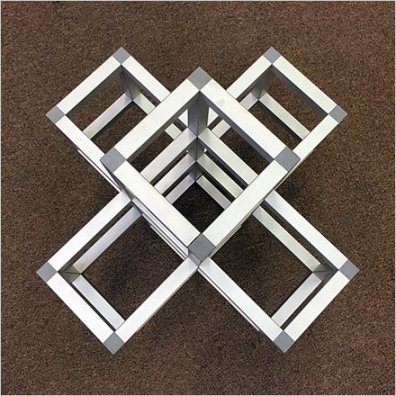 Mystery Cubic Lattice Outfitting