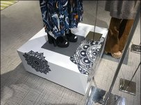 Scrimshaw Pedestals in Apparel