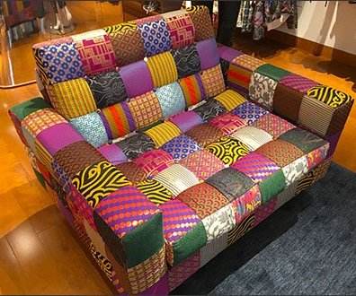 Robert Graham In-Store Seating 1