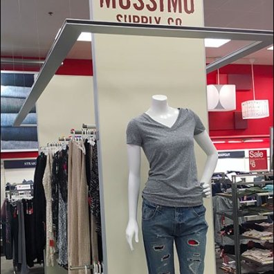 Spaced Framed Mossimo Display 2