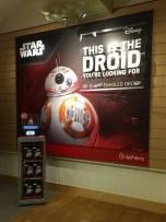 Star Wars Droid by Sphero Closeup