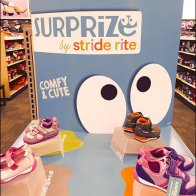 Surprise Branding by Stride Rite