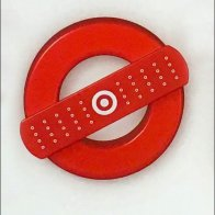 Target One Stop for Flu Shot Vertical Sign 3