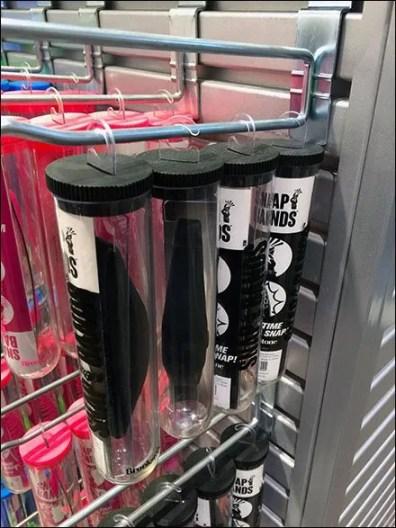 Test Tube Slatwall Merchandising Hooks 2