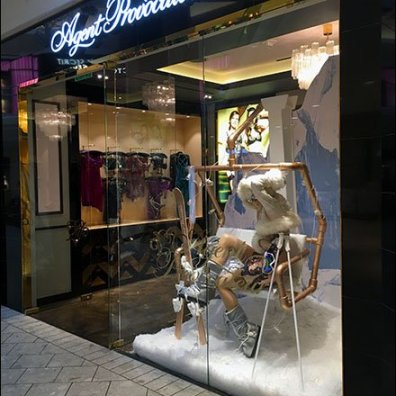 Agent Provocateur Ski Lift Merchandising 1
