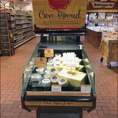 Cave Ripened Cheese 1