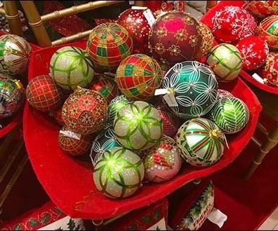 Christmas Ornament Soft Sided Bulk Bin 3