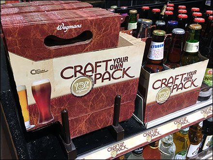 Craft Your Own Six Pack Adds Header