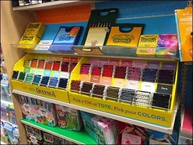 Crayola Crayon Pick Your Color 1