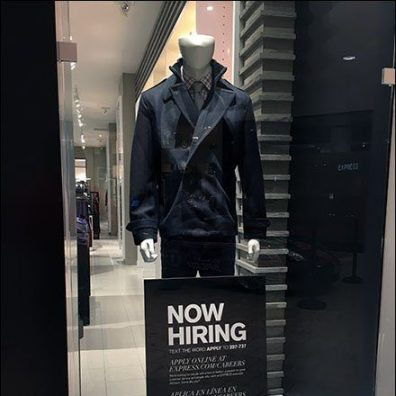 Express Now Hiring Men Main