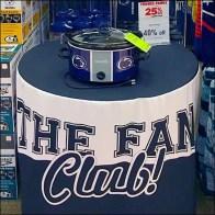 Football Fan Club Retail Fixtures 1