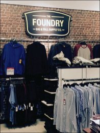 Foundry® Big and Tall Department Overview