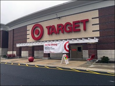 Holiday Employment Emergency at Target