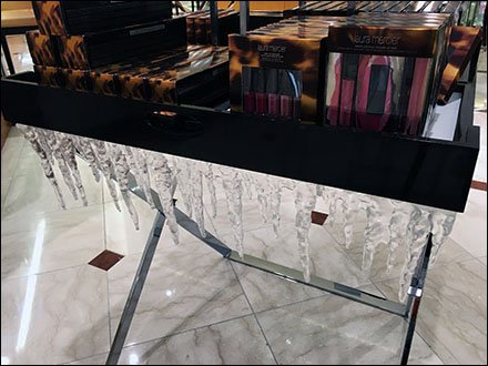 Icicles In Store for Christmas Main
