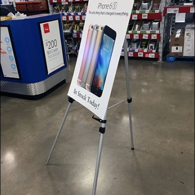 iPhone 6 Easel 2