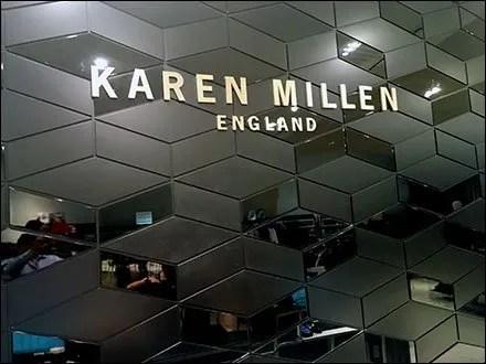 Karen Millen Store Branding 2