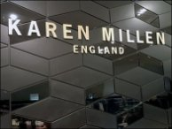 Karen Millen Store Branding 3