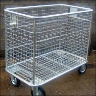 Loredo Recycling Trolley