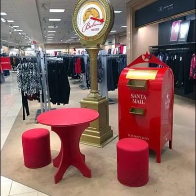 Macys Santa's Corner Post Office 1