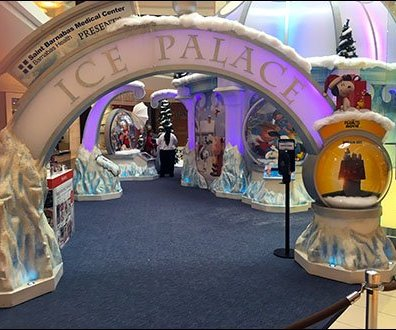 Mall Christmas Ice Palace 2