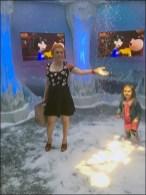Mall Christmas Ice Palace Snow Fall 3