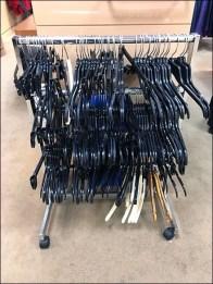 Mini Clothes Hanger Trolley 1