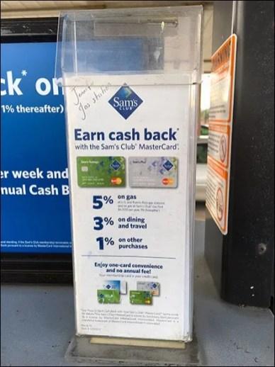 No Cash AcceptedRetail Warning
